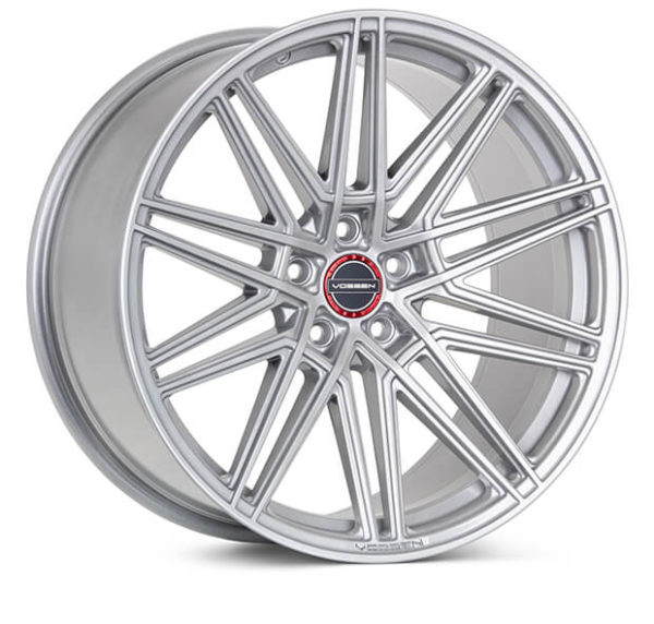"Vossen Wheels CV10 19"" 20""22"" Gloss Silver PrimeWheels.lt"