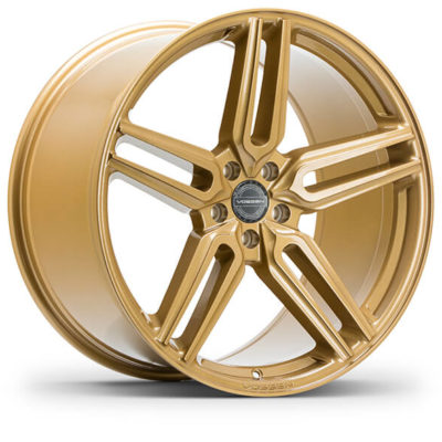 Vossen wheels HF-1 gloss gold www.primewheels.lt