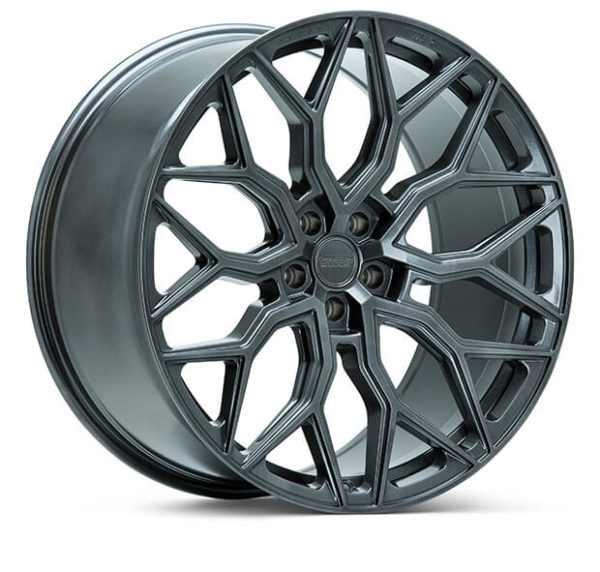 Vossen wheels HF-2 anthracite www.primewheels.lt