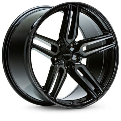 Vossen wheels HF-1 Tinted Gloss Black primewheels.lt