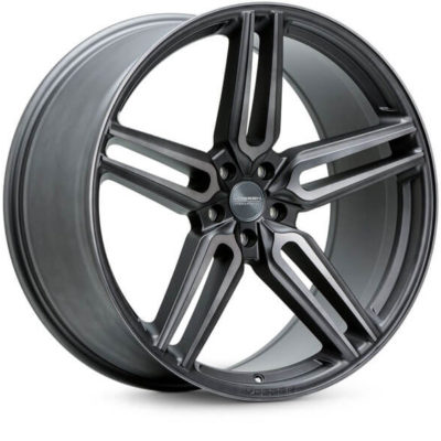 Vossen wheels HF-1 Tinted Matte Gunmetal primewheels.lt