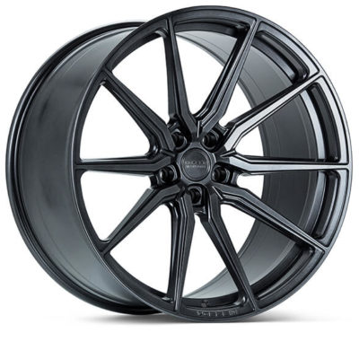 Vossen wheels HF-3 Anthracite www.primewheels.lt