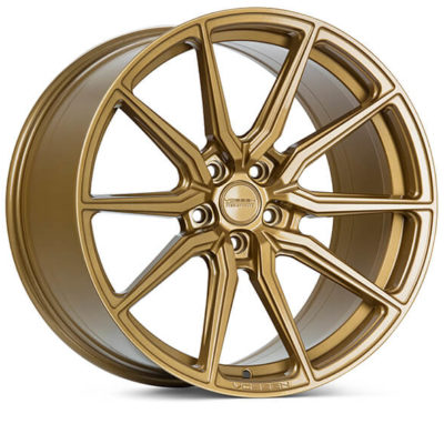 Vossen wheels HF-3 gloss gold www.primewheels.lt