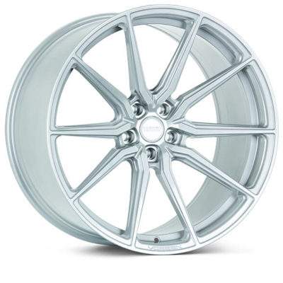 Vossen wheels HF-3 Gloss Silver www.primewheels.lt