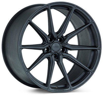 Vossen wheels HF-3 Matte Black www.primewheels.lt