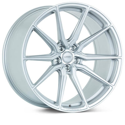 Vossen wheels HF-3 satin Silver www.primewheels.lt
