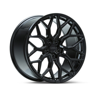 Диски Vossen HF-2 Цвет Gloss Black. Hybrid Forged серия