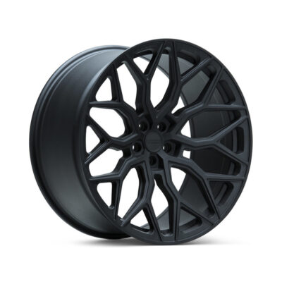 Диски Vossen HF-2 Цвет Matte Black. Hybrid Forged серия