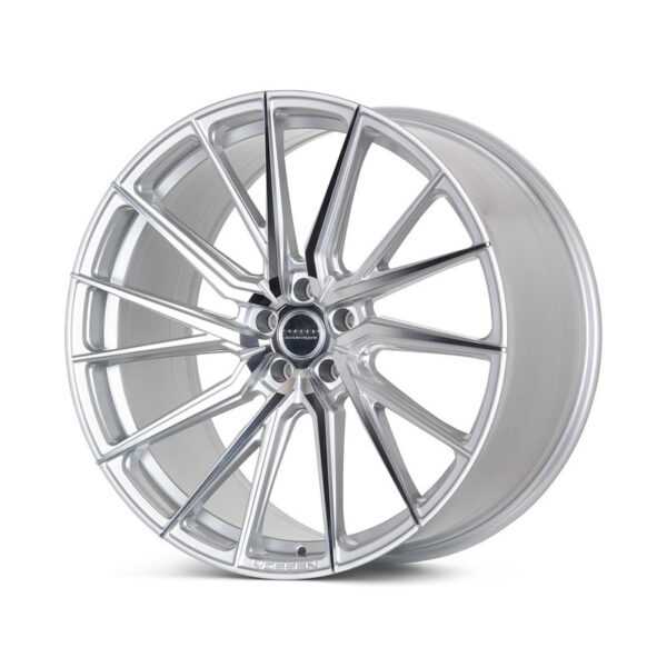 Диски Vossen HF-4T Цвет Silver Polished