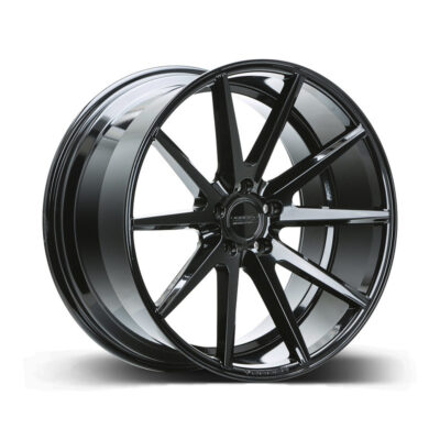 Диски Vossen VFS-1 Цвет Gloss Black. Hybrid Forged серия