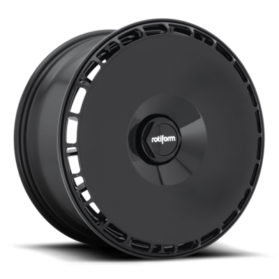 Rotiform AeroDisc color Gloss Black