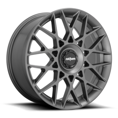 Rotiform BLQ-C Wheels color Matte Anthracite