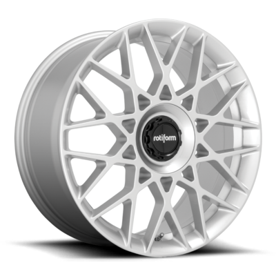 Rotiform BLQ-C Wheels color Silver