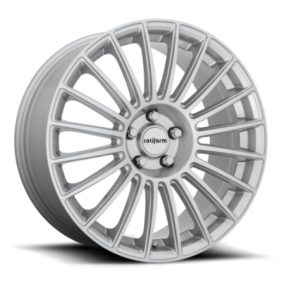 Rotiform BUC Wheels color Silver