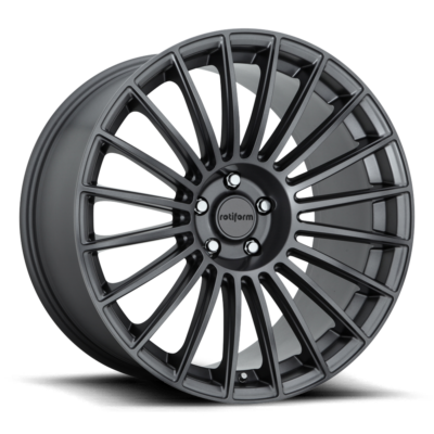 Rotiform BUC Wheels color Anthracite