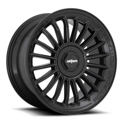 Rotiform BUC-M Wheels color Matte Black