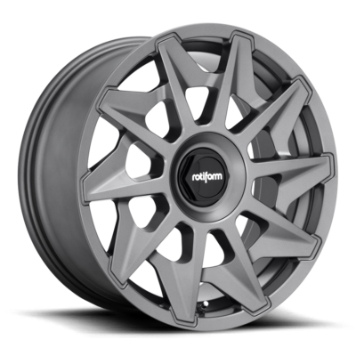 Rotiform CVT Wheels color Anthracite