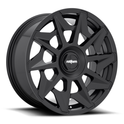 Rotiform CVT Wheels color Matte Black