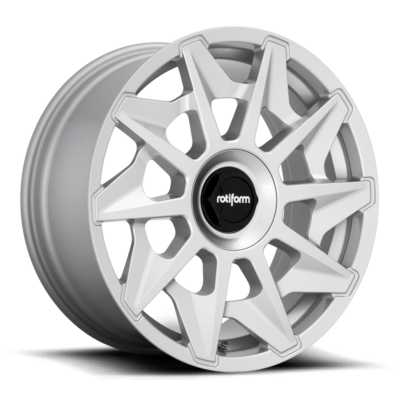 Rotiform CVT Wheels color Silver