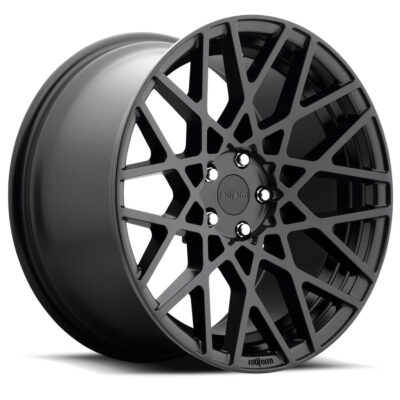 Rotiform BLQ Wheels color Matte Black