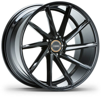 vossen cvt wheels gloss black