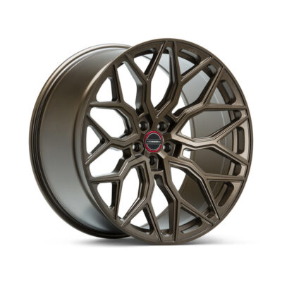 Диски Vossen HF-2 Цвет Satin Bronze - Hybrid Forged - Vossen Wheels