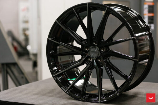 Диски Vossen HF-4T Цвет Tinted Gloss Black
