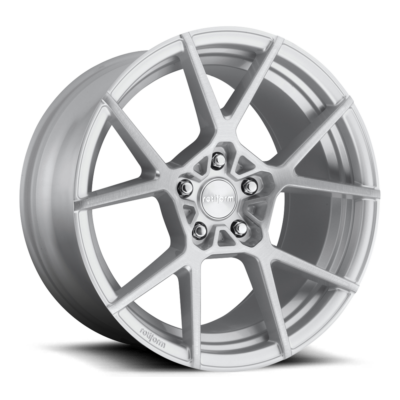 Rotiform KPS Wheels color Brushed with Silver Lip